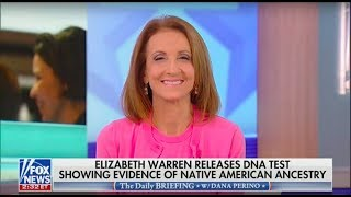 Elizabeth Warren Shows Off Her Native American Heritage • The Daily Briefing