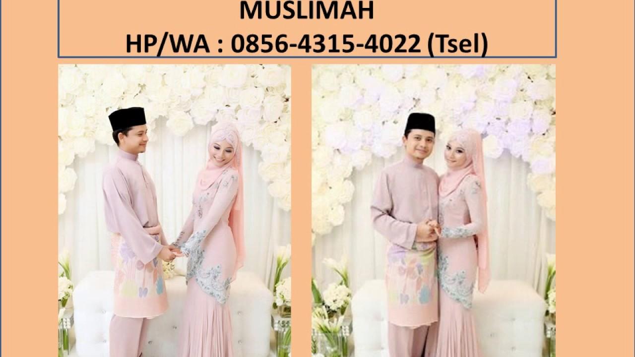 12-12-12(Tsel),sewa gaun pengantin muslim - YouTube