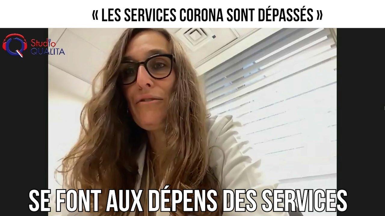 « Les services corona sont dépassés » - L'invité du 18 janvier 2021