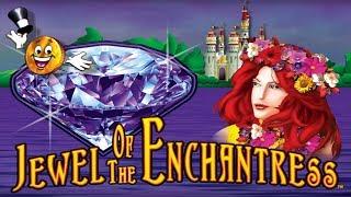 Mr.  Cashman - Jewel of the Enchantress Slot - ALL BONUS FEATURES!