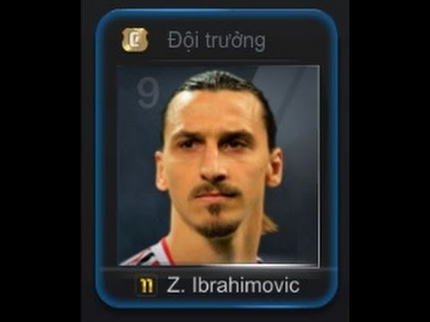 Fifa Online 3 : Review IBRAHIMOVIC 11