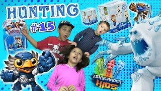 Buying a new Pet @ Walmart + Frozen Mystery Minis (Skylanders Trap Team Pet Vac Hunting/Contest #15)