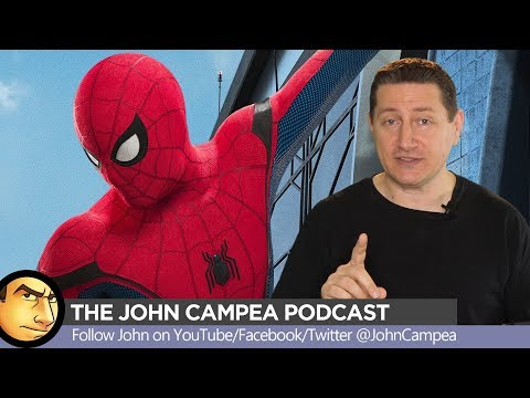 Was Spider-Man A Good Deal For Marvel? - The John Campea Podcast
