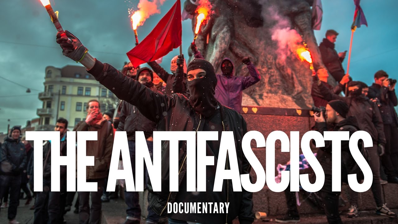 Resultado de imagen de The Antifascists (2017) Documentaries