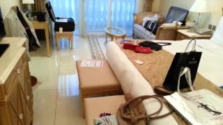 Kempinski Hotel, Palm Jumeirah, Dubai, UAE, Septmeber 2012