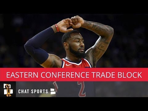 NBA Trade Rumors: One Player Who Could Be Traded On Each Team In The Eastern Conference