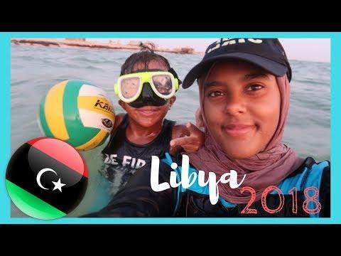 LIBYA VLOG 2018