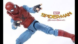 Обзор фигурки ЧЕЛОВЕК ПАУК Marvel Legends Spider-Man: Homecoming