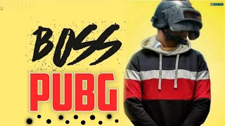 BOSS(PUBG ANIMATED) SONG || JASS MANAK PUBG ANIMATED #pubg #BOSS