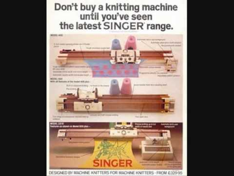 Double Bed Knitting Machine Manual