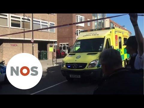 LONDEN: Explosie in metro