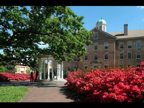 UNC Chapel Hill: Campus Tour & Kenan Stadium & Dean Smith Center
