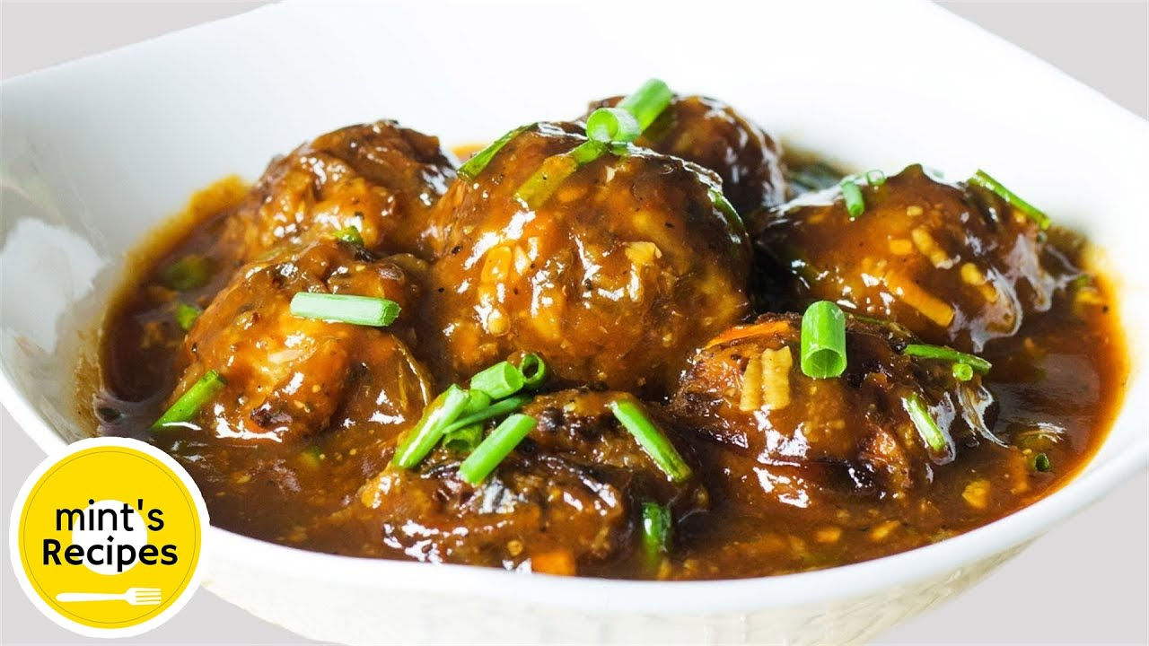 Veg manchurian recipe in hindi veg manchurian recipe in hindi mintsrecipes ep 59 forumfinder Images