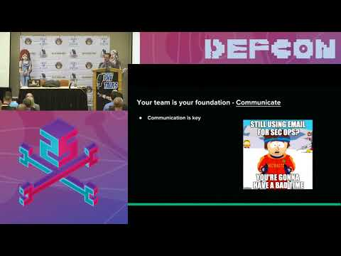 DEF CON 25 Packet Hacking Village - Eric Capuano - Fortune 100 InfoSec on a State Government Budget