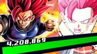 4.2 MILLION HEALTH - SUPER SAIYAN GOD SHALLOT | Dragon Ball Legends