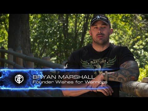 Bryan Marshall's OTC Moment