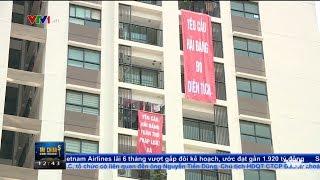 Bất đồng trong cách tính diện tích căn hộ chung cư giữa người dân và chủ đầu tư | VTV24