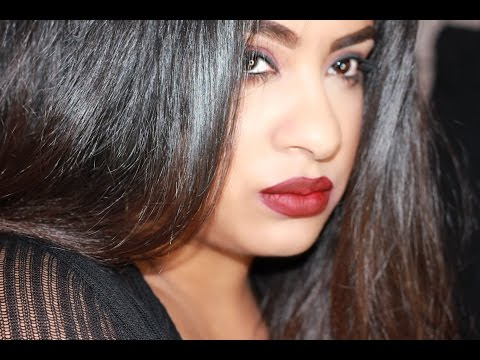 Fall Inspired Makeup TUTORIAL | Vanity SM