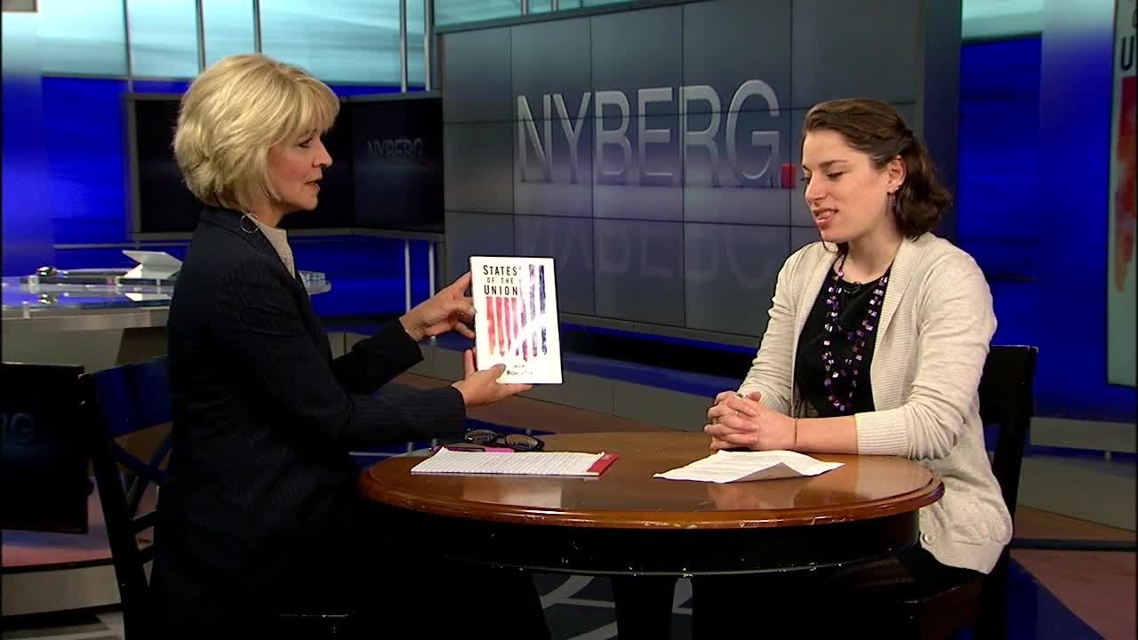 Book shares collection of opinions following 2016 presidential election - Dauer: 12 Minuten