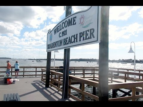 Bradenton Beach Pier - Review - Bradenton Beach, FL