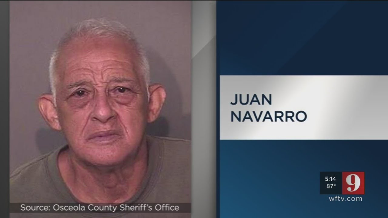 white Church deacon admitted to sexually abusing a minor in Osceola