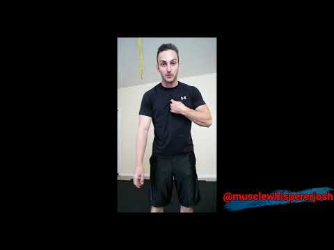 Anterior Posterior Pelvic Tilt , How Do We Get It and Get Rid Of it