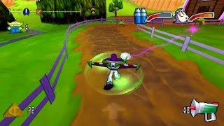 Buzz Lightyear of Star Command (PC) gameplay