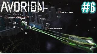 Avorion | Pirate Station Smashing! | Part 6 | Avorion Gameplay