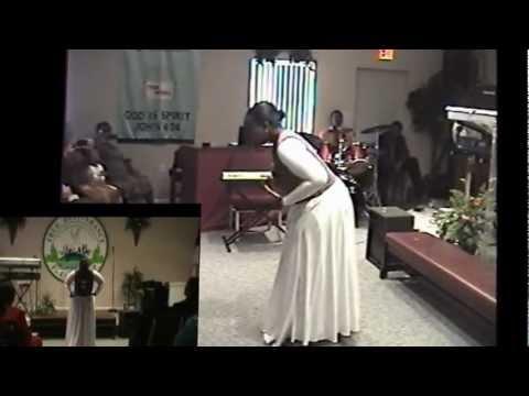 20110529  Liturgical Dance Myllanna McKinnon  I Hope You Dance  Gladys Knight