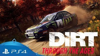 DiRT Rally 2.0   Rally Through the Ages   PS4