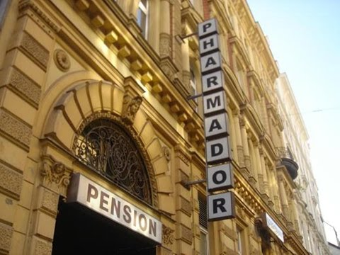 Pension Pharmador - Vienna Hotels, Austria