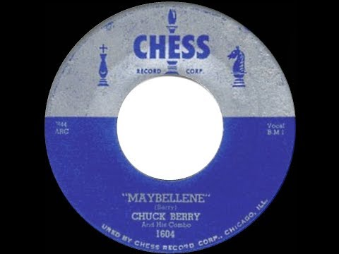 1955 HITS ARCHIVE: Maybellene - Chuck Berry