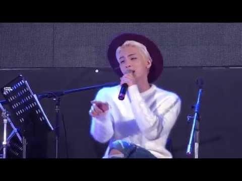 18092015 JongHyun - Play Boy (Cover By EXO)