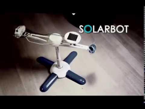 SOLARBOT - Desktop Solar Robotics