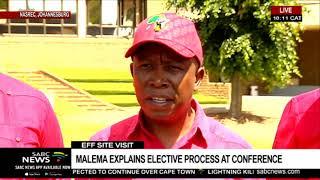 EFF site visit | Second elective conference