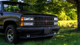 FOUND: 1990 Chevrolet 454 SS - Never Dealer Prepped With Only 5 Miles [4K]