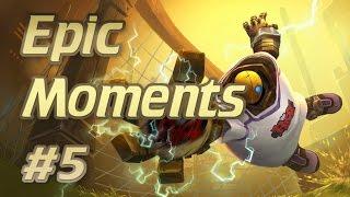 Blitzcrank Grab Montage | League of Legends Epic Moments #5