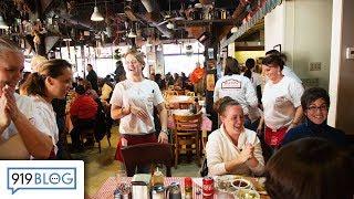 Best Local Spots to Enjoy an Amazing Breakfast/Brunch in Downtown Raleigh [919 Blog]