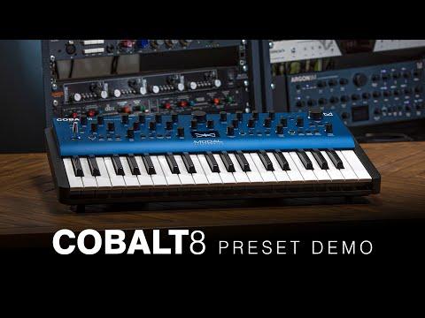 COBALT8 Preset Sound Demos