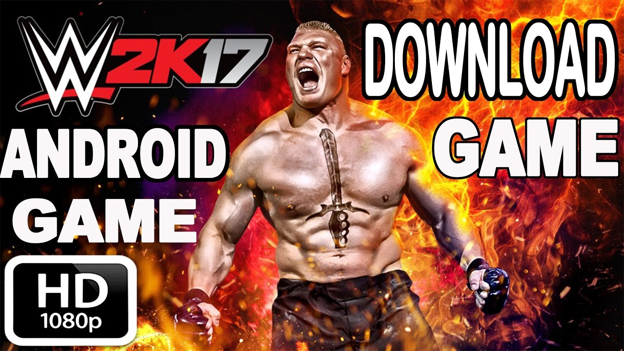 wwe 2017 new game for pc