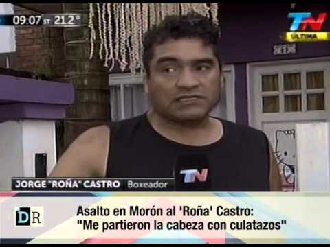 Roña Castro   Asalto
