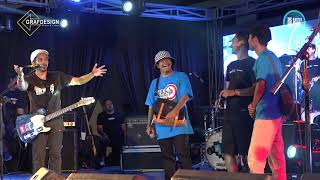 Rocket Rockers - Bersama Taklukan Dunia || Live Banten Music Festival