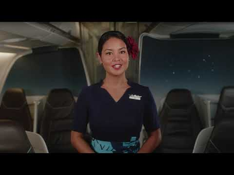 Hawaiian Airlines' In-flight Video Teaches Tourists To Travel Respectfully | iHeartRadio