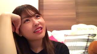 프로듀스48에 출연했던 나카니시 치요리(中西 智代梨)의 2018년 10월 8...