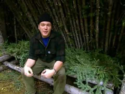 The Rocky Mountains Ray Mears S2E2 part 1
