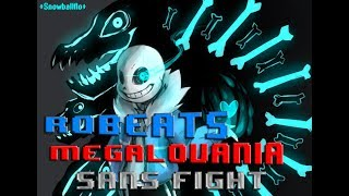 Roblox Robeats Megalovania (SANS FIGHT!) FC/No Miss A+ 99.50%