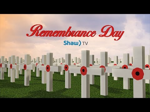 Saskatoon Remembrance Day - Live