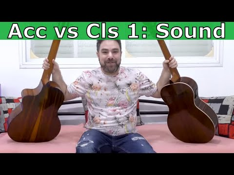 Acoustic Vs Classical 1: The Differences In Sound And Expression