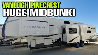 The Pinecrest RV! VanLeigh Beacon's more affordable cousin! 392MBP