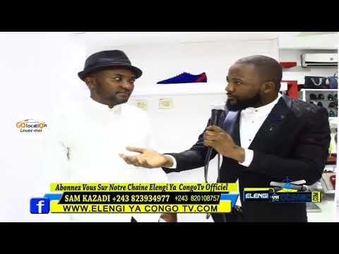 Jazz .K : Mbutu Mbutu  Koffi Olomide Na Fabregas Bazui Meme Salle Meme Jour Ya Conference Na Concert